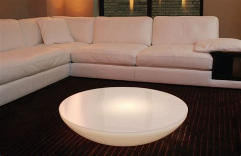 translucent led light tables lounge  moree digsdigs