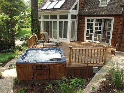 25 best ideas about tub deck on tub