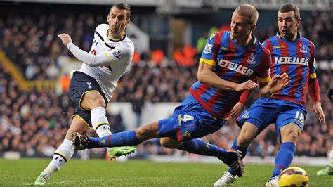 Tottenham Hotspur vs. Crystal Palace - Football Match ...