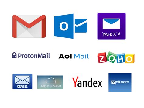 best email top 10 best free email service providers for you in 2017 techcresendo
