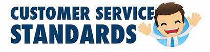 Service Standards Customer Improving Performance Sensory Education