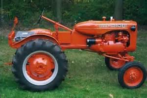Home Design Contents Restoration 1949 Allis Chalmers Model B Tractorshed