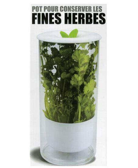 pot en verre pour conserver fines herbes cuisine pratique cadeaux renaud bray livres