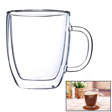 The best travel mugs to ward off the winter chill. Aliexpress.com : Buy 350ml Handmade Healthy Coffee Mugs Double Wall Glass Coffee Cups Heat ...