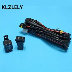 Beler Wiring Harness Wire Sockets   Switch For H11 Fog