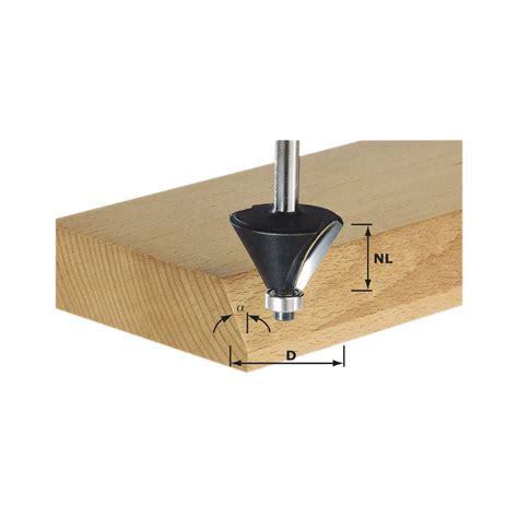 Festool Fasefräser Hw 45 Grad Schaft 8 Mm Mit Kugellager