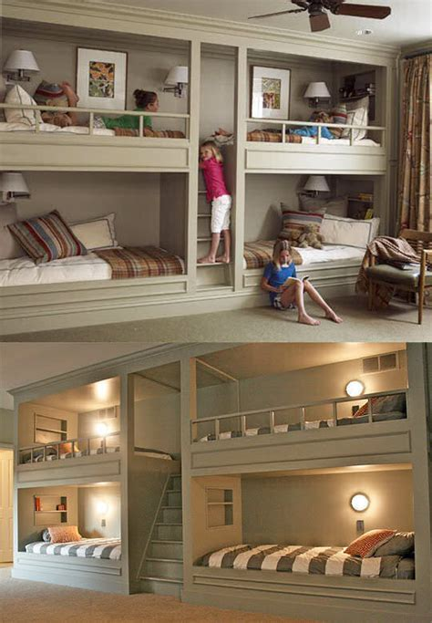 coolest bunk beds idea  kids pictures