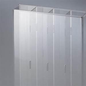 Porta Capsule in plexiglass verticale con 4 divisori ONLY