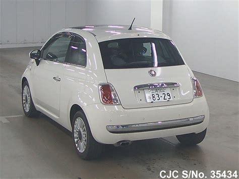 Fiat 500 White by 2009 Fiat Fiat 500 White For Sale Stock No 35434