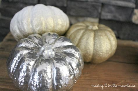 pretty pumpkins for fall all things fall pretty painted pumpkins making it in the mountains