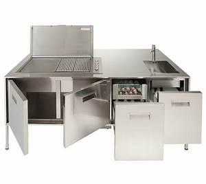 Edelstahl Outdoor Küche : kochen im garten mit der kompakten outdoor k che artusi ~ Sanjose-hotels-ca.com Haus und Dekorationen