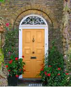 Front Door Paint Colors For Brick Homes by Ten Best Front Door Colours For Your House Maria Killam The True Colour E