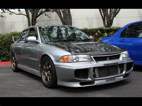 Mitsubishi Lancer Evolution 3 by Mitsubishi Lancer Evolution 3 Exhaust Sound