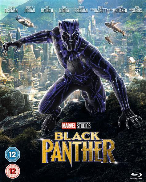 Black Panther Blu Ray Zavvi