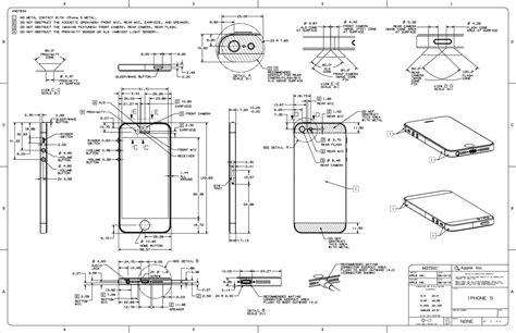 iphone dimensions apple publishes iphone 5 blueprints gkspk