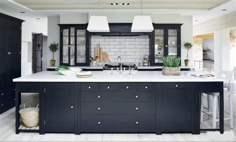 black and white dining room ideas gray kitchen cabinets home design