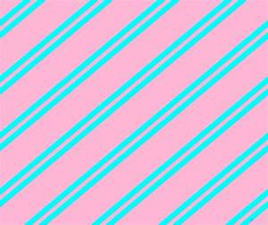 Aqua and Cotton Candy dual two line striped seamless ...