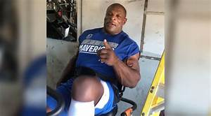 Ronnie Coleman Is Already Back In The Gym  Two Weeks After Surgery