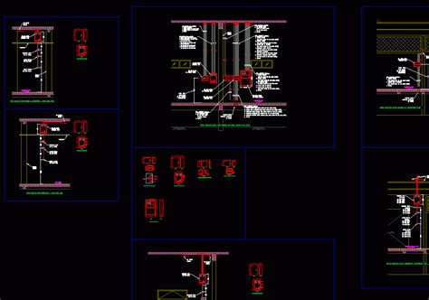 electrical devices smoke detector dwg block  autocad