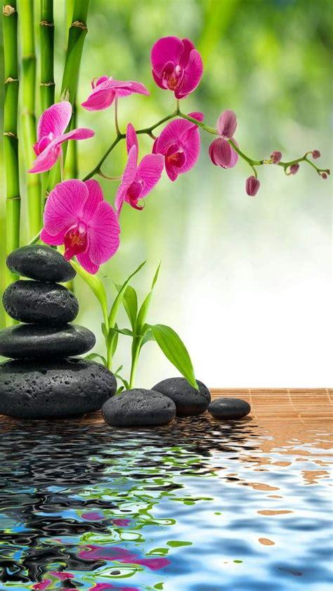 relaxing spa phone wallpapers zen meditation lucky
