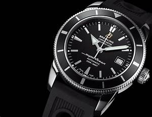 Breitling Superocean Hritage 42 Swiss Diver39s Watch
