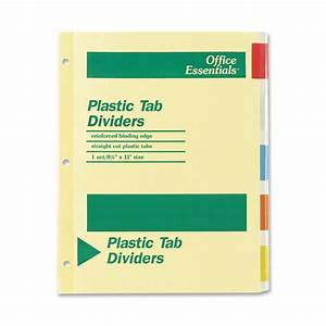 avery economy insertable dividers 5 tabs ld products With 5 tab labels