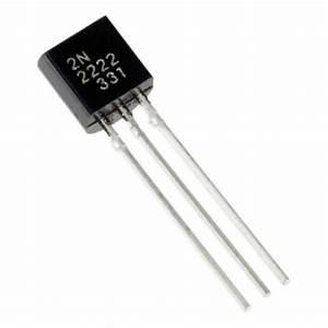 2N2222 NPN transistors  Transistor