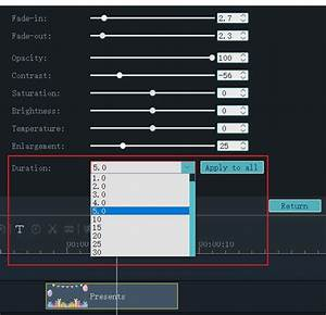 How To Adjust Duration For Overlays In Windows Movie Maker