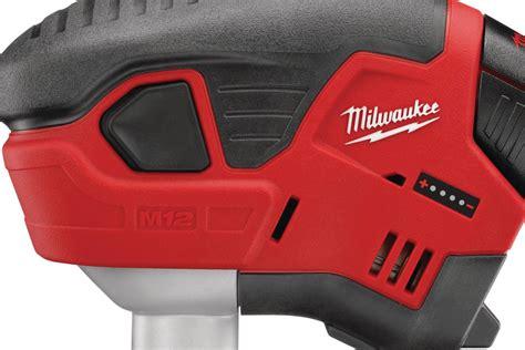 milwaukee electric tool corp  palm nailer builder
