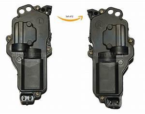 Left  U0026 Right Side Door Lock Actuator Motor F150 F250 F350 F450 F550 Excursion