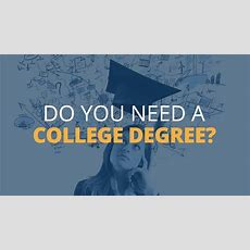 Do You Need A College Degree?  Brian Tracy Youtube