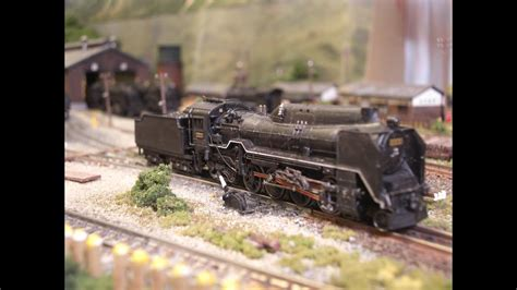 model railroad japanese steam