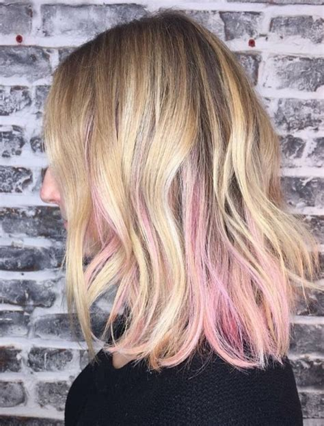 Peekaboo Pink Highlights Ellerizzles L Ros Guide To