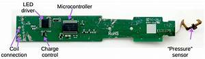 Sonicare Toothbrush Teardown  Microcontroller  H Bridge