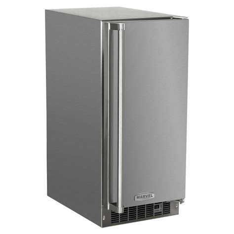 Kitchenaid Undercounter Refrigerator With Maker by Undercounter Makers By Marvel Premium Refrigeration