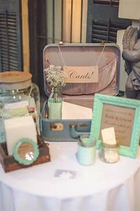 Lovely Ideas For Your Wedding Gift Table