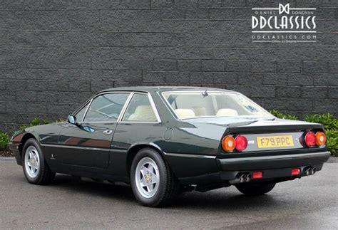 Ferrari 412 Gt Rhd