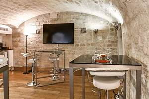 Construire Une Cave Voutée En Pierre : espace d gustation dans une tr s belle cave vout e en ~ Zukunftsfamilie.com Idées de Décoration
