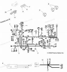 Diagram  Polaris Sportsman 600 Wiring Diagram Full