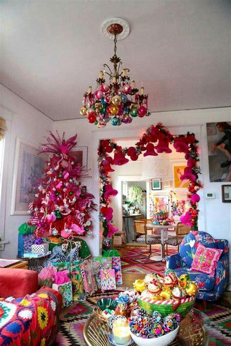 boho christmas decor special occasions christmas