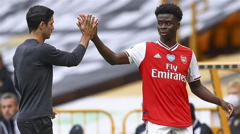 Technically superb and a fighter: Bukayo Saka is just what ...