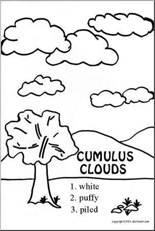 science weather worksheets page  abcteach