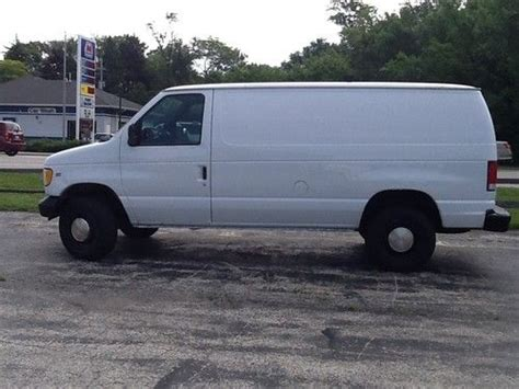 old car owners manuals 2000 ford econoline e350 parking system purchase used 2000 ford e 350 econoline base standard cargo van 2 door 5 4l in waukegan