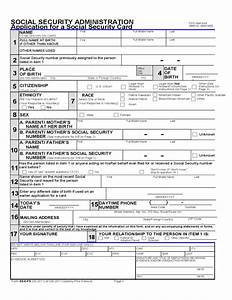application for a social security card outside of the us With documents for social security replacement