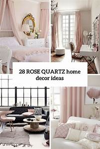 Picture of rose quartz home decor ideas cover for Interior decor ideas 2016
