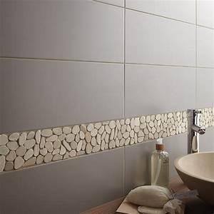 beau revetement mural adhesif salle de bain et cot design With revetement mural adhesif salle de bain