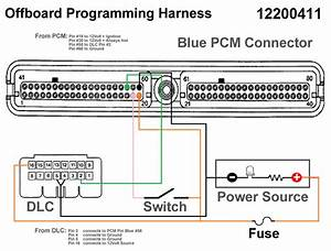 Chevy Silverado Wiring Diagram For Dlc Connectpr