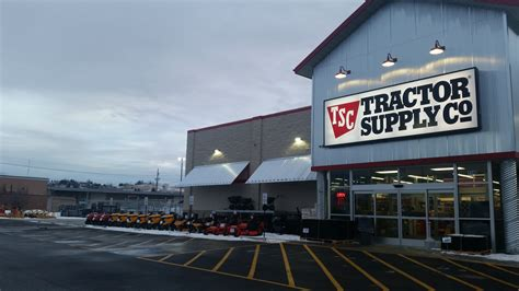 Tractor Supply Company Grand Opening This Weekend
