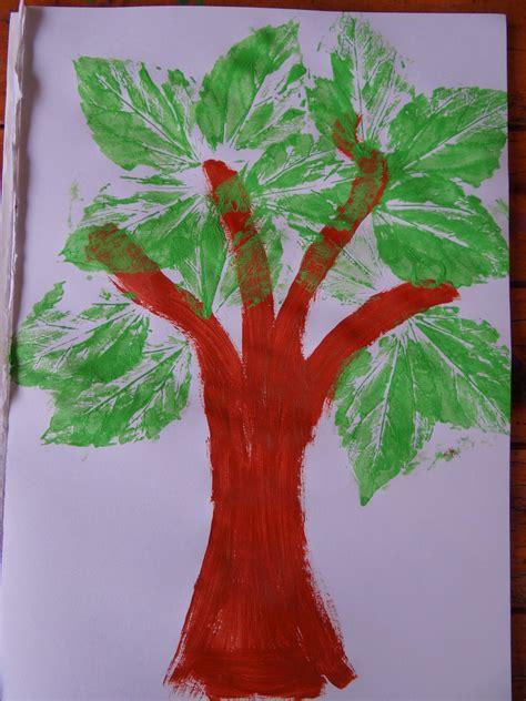 leaf art ideas   fun mum