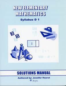 Singapore Math Grade 7 Sol  Manual  Level 1